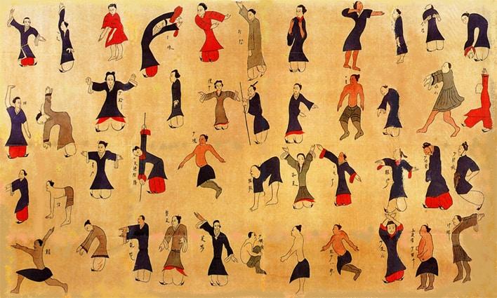 Qigong und Covid-19 Ba Duan Jin